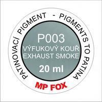 Pigment-výfuk kouř 20ml