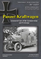 WWI Panzer-Kraftwagen Armour Cars of the German Army and Freikorps