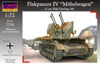 """Flakpanzer IV """"Mobelwagen"""" 2 cm Flak-Vierling 38"""