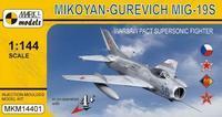Mikoyan-Gurevich Mig-19S