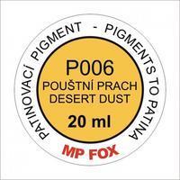Pigment-pouštní prach 20ml