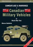 Camouflage & Markings of Canadian Military Vehicles