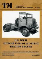 TM U.S. WWII Autocar U-7144-T & U-8144-T Tractor Truck