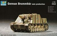 German Brummbar late pruduction