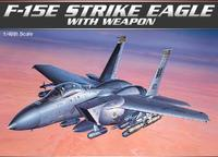 F-15E wih weapons 1:48