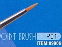 Modelling brush P01