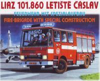 LIAZ 101.860 letiště Čáslav