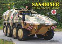 San-Boxer Boxer Wheeled Armoured Ambulance