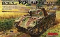 Sd.Kfz171 Panther Ausf. A  Late