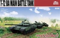 T-72 BA Main battle tank