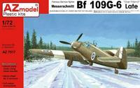 """Bf-109G-6 Late """"Over Finland"""""""