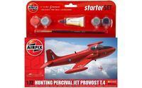 Small Starter  Set - Hunting Percival jet