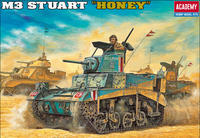 M3 Stuart Honey 1:35