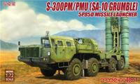 Russian S-300PM/PMU (SA-10 GRUMBLE) 5P85D missile launcher