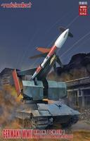 Germany Rheintochter 1 movable missile