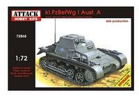 kl.PzBefWg I Ausf. A German Command Vehicle Late production