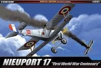 """Nieuport 17 """"I WW Centenary"""""""