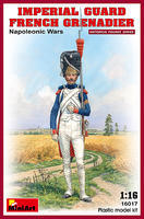 Imperial Guard French Grenad. Napoleonic Wars