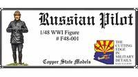 Russian WWI Pilot