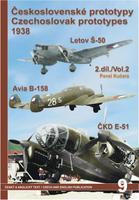 Československé prototypy 1938 2. díl No. 9