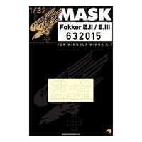 Fokker E.II/E,III 1:32 masky