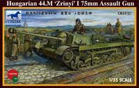 "Hungarian 44.M ""Zrinyi"" I 75mm Assault Gun"