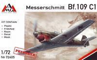 Messerschmitt Bf.109 C1