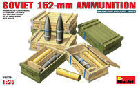 Soviet 152mm Ammunition