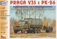 Praga V3S s PK-26