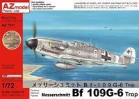 Messerschmitt Bf 109-6 Trop