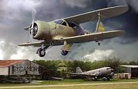 Beechcraft UC-43 Staggerwing 1:48
