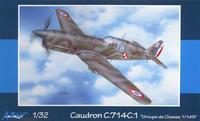 """Caudron C.714C.1 """"Groupe de Chasse 1/145"""""""