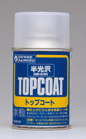 Mr.TOP COAT lak pololesklý