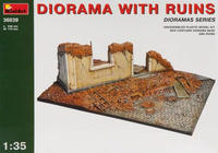 Diorama With Ruins