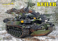 Keiler German Mine-Clearing Tank