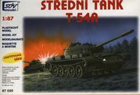 T-54 A střední tank