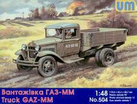 Truck GAZ-MM