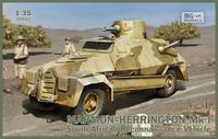 Marmon-Herrington Mk.I South African Recce Vehicle