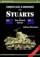 Camouflage & Markings of the Stuart in New Zealand Services