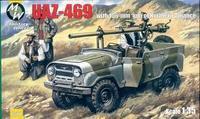 UAZ 469 with 106 gun
