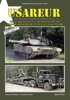 USAREUR U.S. Army in Europe 1992-2005