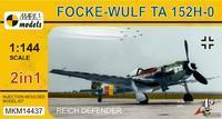 Focke-Wulf Ta-152H-0