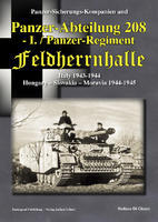 Panzer-Abteilung 208 1.panzer Regiment Feldherrenhalle