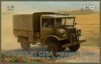 Chevrolet C15A Personnel Lorry No.13 Cab & No.12 Cab version