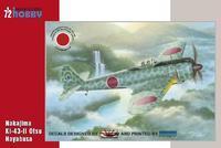 Nakajima Ki-43-II Otsu Hayabusa