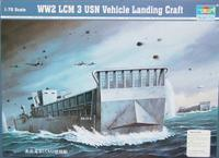 LCM 3 UNS WWII Vehicle Landing Craft