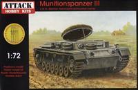 Munitionspannzer III with Ammunition set