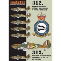 312. čs. stíhací squadrona v BoB