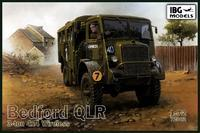 Bedford QLR 3-ton 4x4 Wireless
