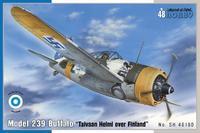 "Model 239 Buffalo ""Taiwan Helmi over Finland"""